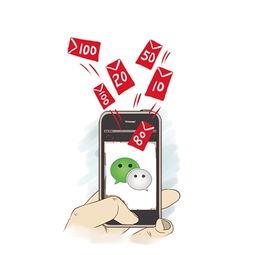 重庆孩子微信发红包一出手就是上百元 专家 是一种新型攀比