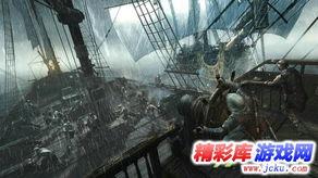 海盗巅峰大时代 刺客信条4 新画质曝光 6