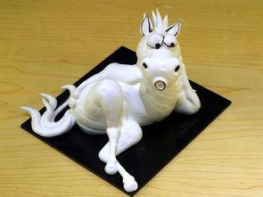 马蛋糕图片 卡通马蛋糕图片 生肖马蛋糕制作