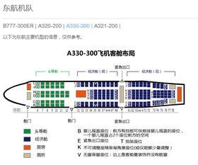 东航大飞机座位分布图mu2855