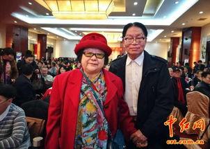 ...究会常务副会长萧鸣,在联谊会上.(中红网张伊摄)-首都各界纪念...