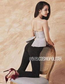 迪丽热巴登双开年封面 同时演绎性感与甜美