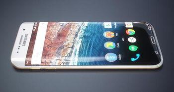 配置方面,根据目前的消息.三星Galaxy S7搭载5.1英寸Super ...