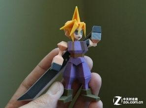 ...3D打印的追踪幻想VII人偶下架