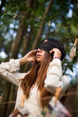 《青春的秘密花园》-照片记录生活 国美摄影大赛的那些感动