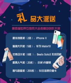 激励网名-与鼓励奖(200名):50元话费充值卡 最具人气奖(20名):小米VR...