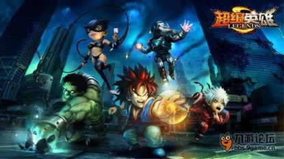 的热烈追捧,以末世为前提,各时代的英雄人物轮番登场,游戏元素涉...