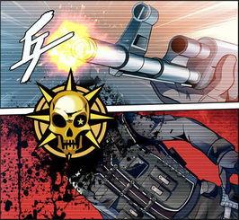 CF搞笑漫画 纳兰初AK传奇系列讲述网吧枪神