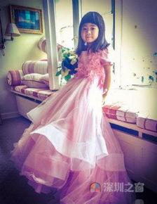 ...婚礼花童 曹格女儿和儿子中文名叫什么几岁