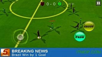 Football Fred-足球弗雷德试玩