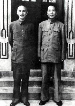 毛泽东的十大奇冤之三 抗日战争游而不击