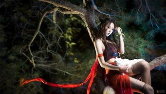 多舛红颜芳踪缈 仙剑2悲情女主苏媚