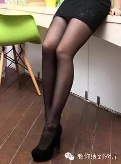 千万别乱黑丝袜,你知道80D和120D的区别在哪吗