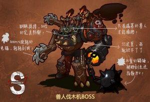 ...曝光 揭秘另类兽人BOSS2015-04-21作者:由昆仑游戏研发,备受期...