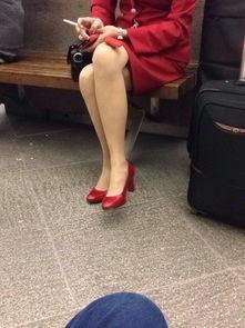 香港机场免税店 马上离开了