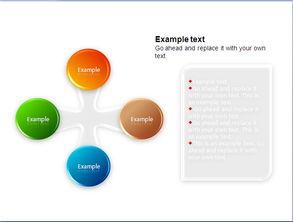 黄色星星圆点背景PPT模板 PPT背景图片下载 PPT免费模板下载