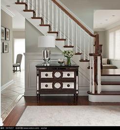楼梯装修效果图图片免费下载 编号5470217 红动网