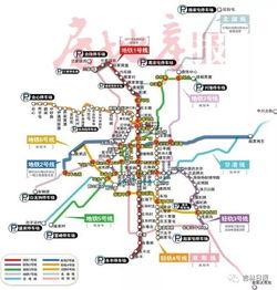 武汉地铁2号线直达的大学