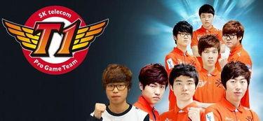 m T1,简称SKT T1或SKT1,是一支韩国电子竞技俱乐部,英雄联盟的...