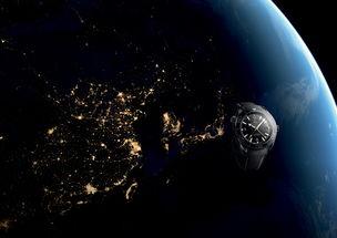 ...mega 全新海马系列海洋宇宙 深海之黑 腕表