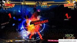 异零归一-Persona Break:ペルソナ本身有类似血量的东西,标示在角色血条下方...