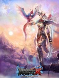 变身舞娘之禁地探险-开启冒险之旅 勇者之翼 种族原画曝光