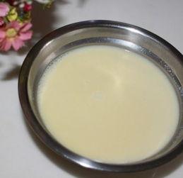 ...的做法 黄豆浆怎么做好吃 黄豆浆的家常做法图解