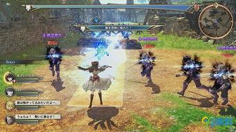...神 苍蓝革命 PS4中文试玩版登陆港服