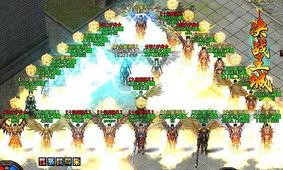 行会名称:烈火军团-要玩 决战王城 荣耀行会选拔第三弹
