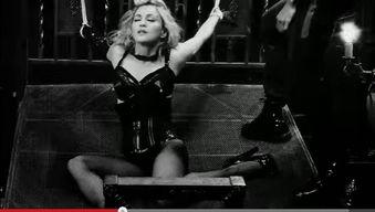 m性影视-玛丹娜拍SM微电影被绑 遭半裸男性侵 滴蜡烛表情痛苦