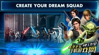 ...星球大战:银河英雄》-一周国外安卓游戏排行 侏罗纪世界冲击付费榜
