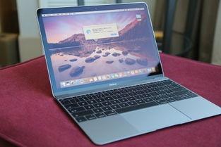 苹果2017款12英寸Macbook真机图集-苹果3款Mac新品首发体验 半年...