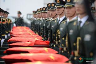 ...,搭载437具中国人民志愿军烈士遗骸的专机降落在沈阳桃仙国际机...