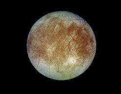 ,据美国宇航局太空网近日撰文称,尘土飞扬的红色行星火星和木星的...