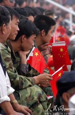 奥运中国代表团阵容 里约奥运会中国队夺金点