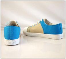 ...季新款潮流女帆布鞋学生鞋正品休闲时尚注塑胶底拼色