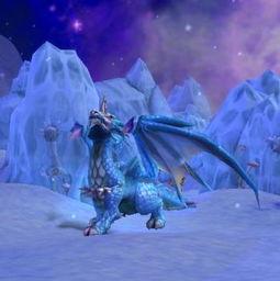 高傲的蓝龙王-苏醒远古圣兽 启程 屠龙副本将登场