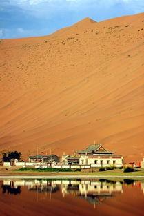 巴丹吉林 深入沙漠腹地的两天一夜 相识旅行达人 萧公子 2013周游记 ...