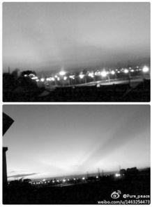 PS如何让天空变成漆黑的天空