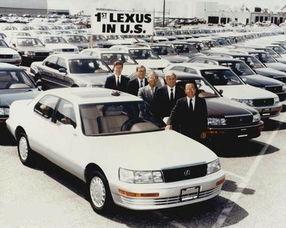 ...纪90年代,某日本汽车品牌在美国热销.(图片源自网络)-日本当年...