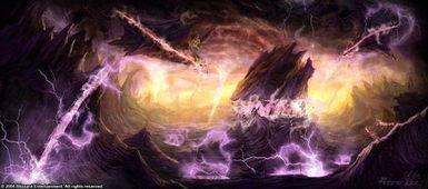 命途多舛的虚空风暴 魔兽世界背景漫谈前世今生