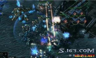 星际拾荒从2010开始-星际争霸2 虚空之遗 表演赛战报 人族吊打神族