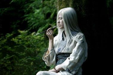 大友克洋真人电影 虫师 明年3月亮相日本