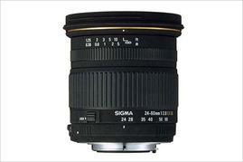 适马将发售宾得卡口24 60mmF2.8EX镜头
