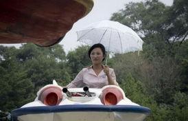 朝鲜生活化美女的真实面貌