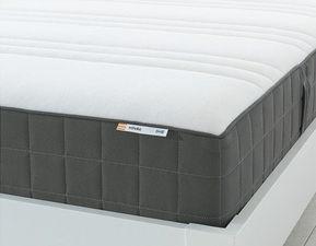 宜家床垫120 200硬 深灰95成新4.5折转让