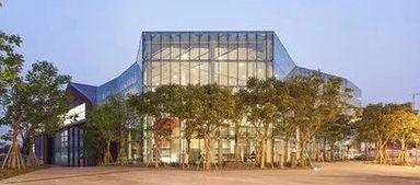 艺术中心   龙腾大道2555号-1   徐汇滨江公共开放空间   海事瞭望