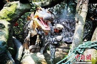 中不小心就踩到恐龙蛋……这些在电影《