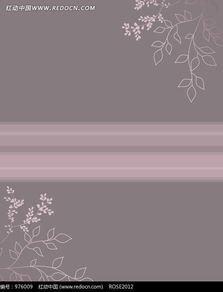 灰紫色对角花纹移门图图片