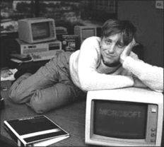 ...盖茨年轻时是个坏学生-美国富豪难道天生处女座 图